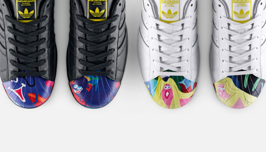 Tênis Adidas Supershell + Pharrell Williams